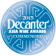 DecanterAsia-Commended-Orsogna-Winery