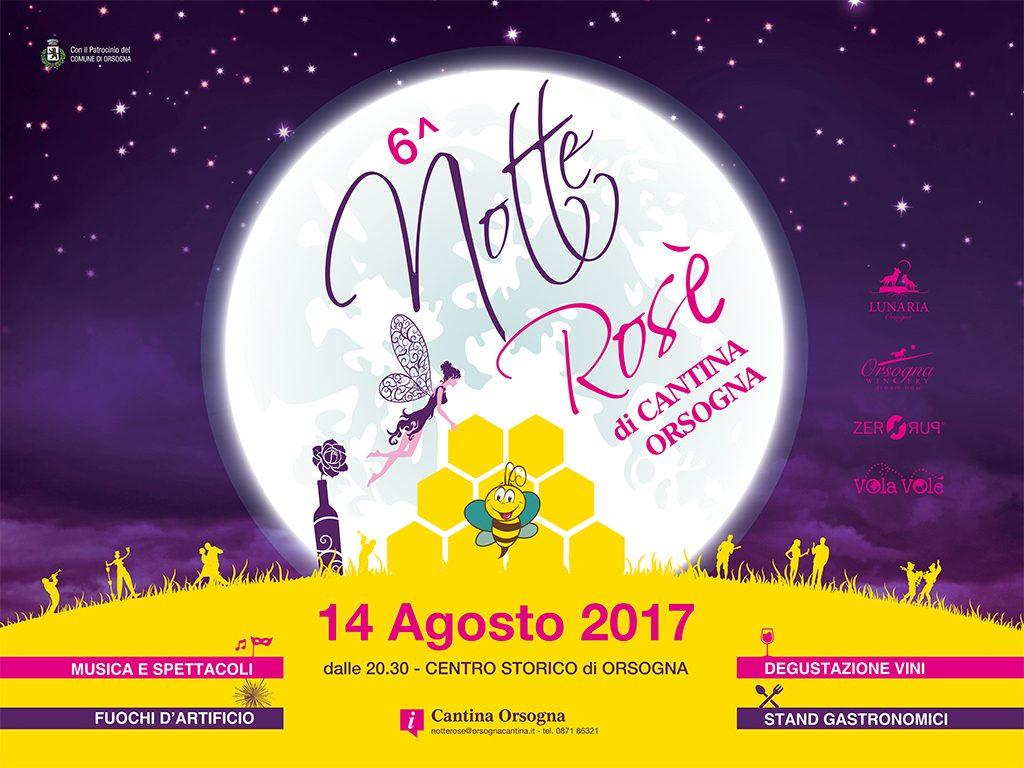 notte rose 2017