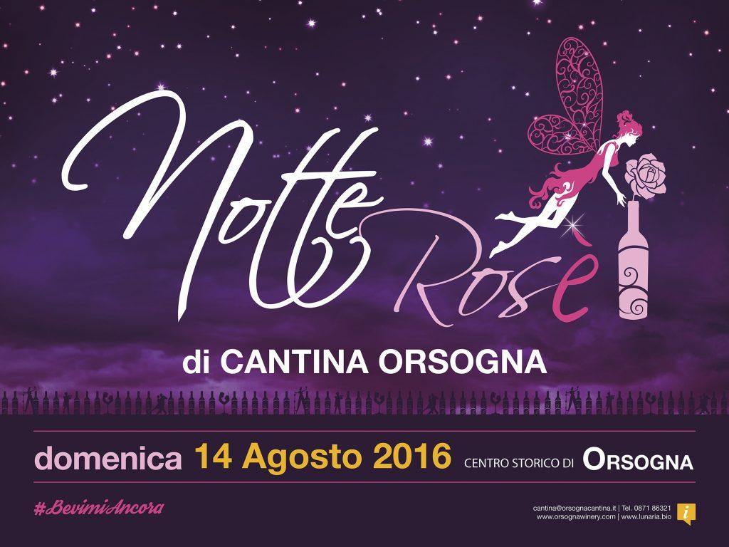 notte rose 2016