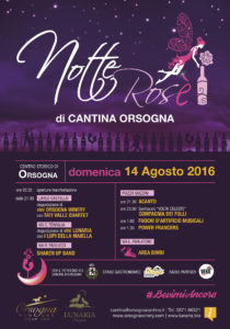 Notte Rosè 2016