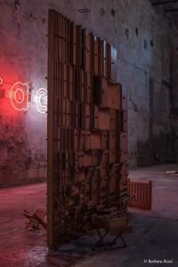 Padiglione Nigeria Biennale Architettura Venezia
